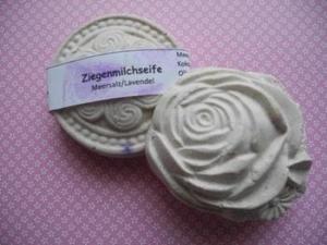 Meersalzseife-Lavendel